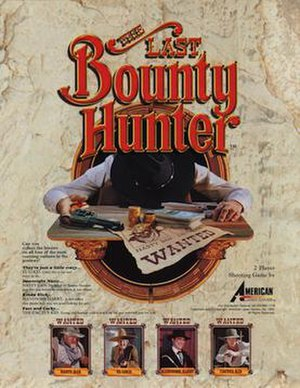 The Last Bounty Hunter - Image: Bounty Hunter Logo Thumb