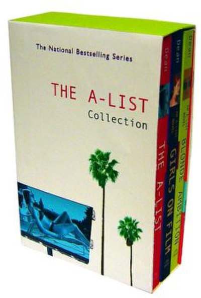 Picture of a book: The A-List