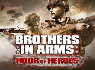 <i>Brothers in Arms: Hour of Heroes</i>