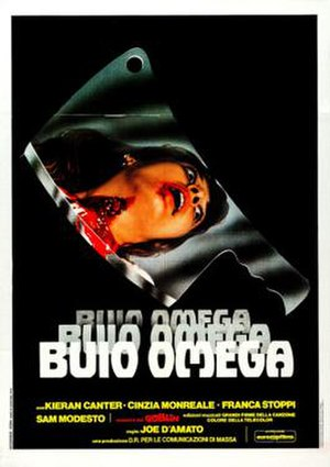 Beyond the Darkness (film) - Italian film poster