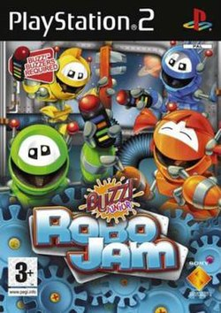 Buzz! Junior: Robo Jam