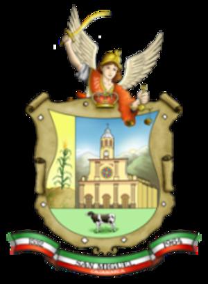 San Miguel Province - Image: COA San Miguel Province in Cajamarca Region