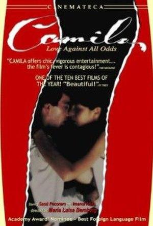 Camila (film) - Film Poster