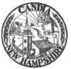 Official seal of Candia, New Hampshire