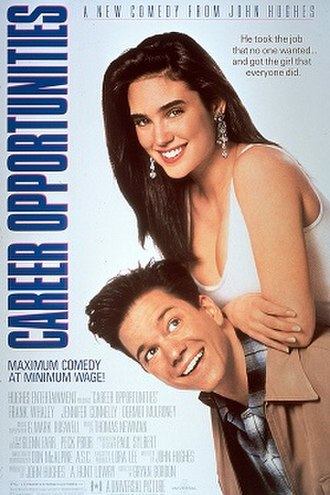 Career Opportunities (film) - Theatrical release poster