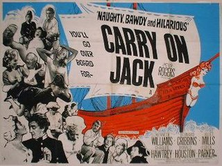 <i>Carry On Jack</i> 1964 film