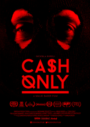 Cash Only (film) - Theatrical release poster