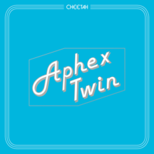 The cover artwork for Cheetah, an extended play by the electronic musician Aphex Twin.