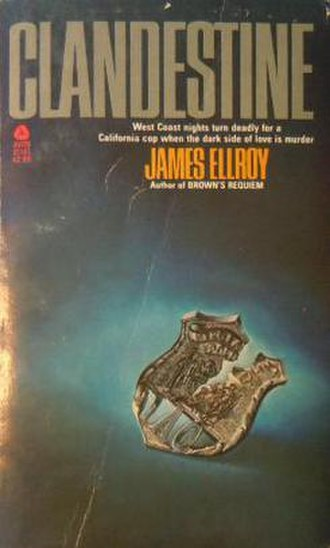Clandestine (novel) - First edition