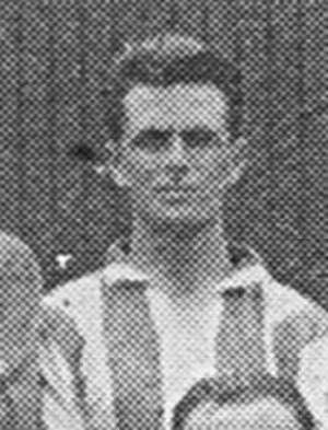 Joe Craddock (footballer) - Craddock with Brentford in 1926.