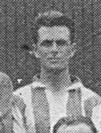 Joe Craddock (footballer) - Craddock with Brentford in 1926.