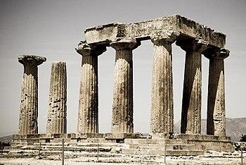 Corinthian Temple of Apollo