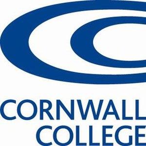 Cornwall College - Image: Cornwall Coll logo