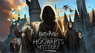 <i>Harry Potter: Hogwarts Mystery</i> Role - Playing Video Game