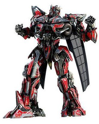Sentinel Prime - Sentinel Prime in Transformers: Dark of the Moon