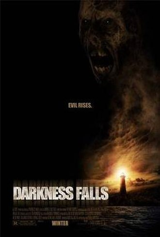 Darkness Falls (2003 film) - Theatrical Release poster