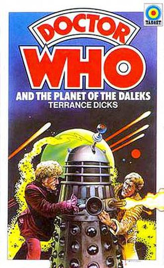 Planet of the Daleks - Image: Doctor Who and the Planet of the Daleks