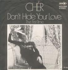 Don't Hide Your Love - Cher 45 RPM.jpg