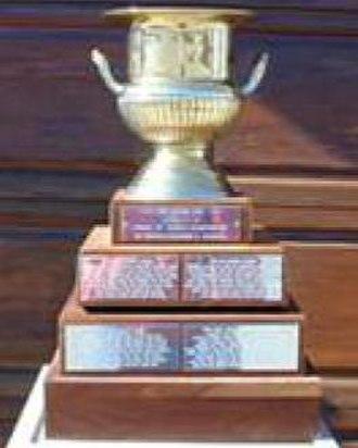 Doyle Cup - Image: Doyle Cup Trophy