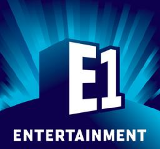 Entertainment One Distribution - Image: E1 Entertainment Logo