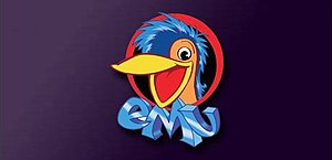 Emu (puppet) - The logo for the new series of Emu.