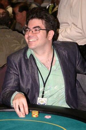 Ed Miller (poker player) - Image: Ed miller poker