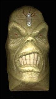 <i>Eddies Head</i> 1998 box set by Iron Maiden