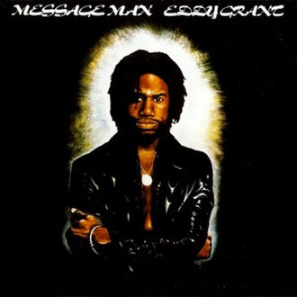 Message Man - Image: Eddy Grant Message Man