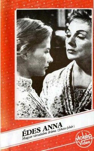 Édes Anna - Film poster