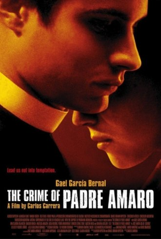 The Crime of Father Amaro - Theatrical poster
