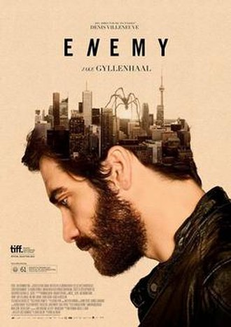 Enemy (2013 film) - Theatrical release poster