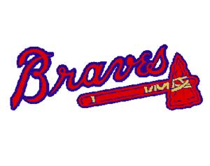 Evansville Braves - Image: Ev Braves