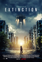 Picture of a movie: Extinction