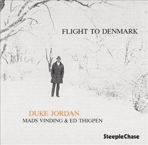 Flight to Denmark