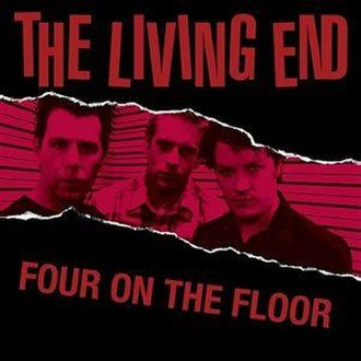 Four on the Floor (EP) - Image: Four on the Floor The Living End
