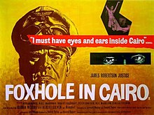 Foxhole in Cairo (1960 film).jpg
