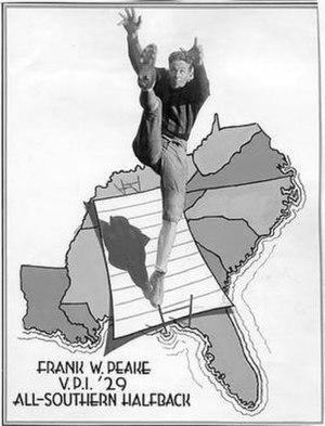 Frank Peake - Image: Frankpeake