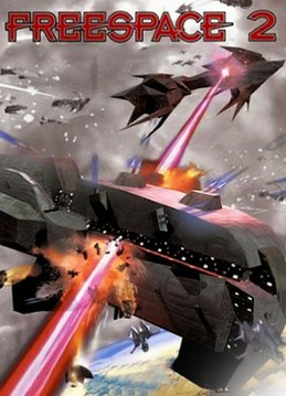 <i>FreeSpace 2</i> Space Combat Simulator