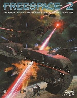 FreeSpace 2 - Image: Freespace 2box