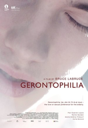 Gerontophilia (film) - UK release cover