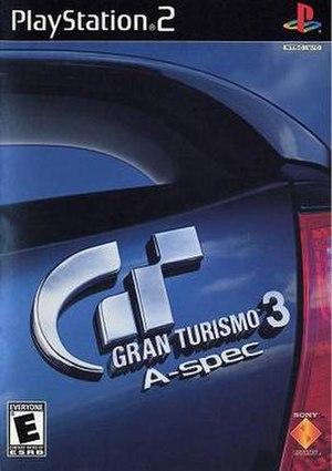 Gran Turismo 3: A-Spec - Image: Gran Turismo 3