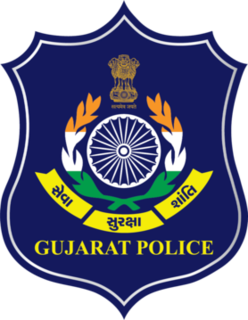 Gujarat Police Indian state police department