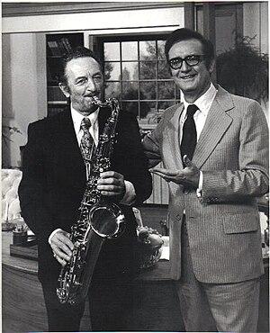 Gus Bivona - Gus Bivona and Steve Allen