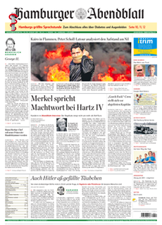 <i>Hamburger Abendblatt</i>