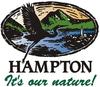 Coat of arms of Hampton