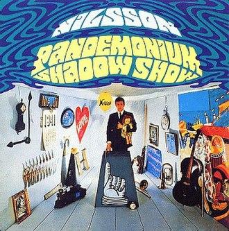 Pandemonium Shadow Show - Image: Harry Nilsson Pandemonium Shadow Show