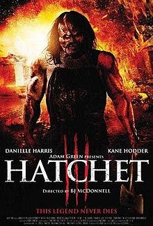 ნაჯახი 3 Hatchet III (ქართულად)