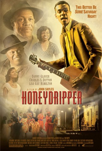 Honeydripper (film) - Theatrical release poster