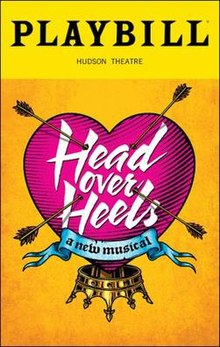 Head over Heels musical