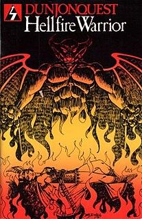 <i>Hellfire Warrior</i> video game